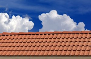 Lovely Ceramic Tile Roof with Skyline