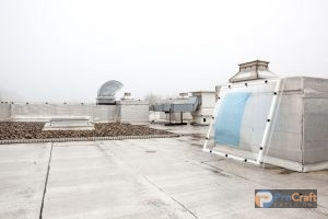 Flat Roof Commercial System
