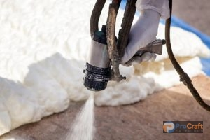 Spray Foam Roofing Application Process