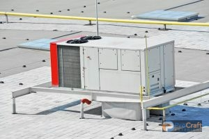 Industrial Rooftop and AC Unit