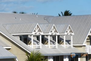Reflective Steel Roofing System