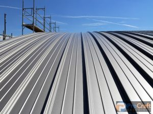 Reflective Metal Roofing