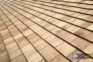 Synthetic Wood Shingles